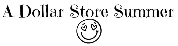 A Dollar Store Summer