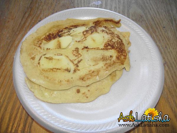 Apple Pancake 3