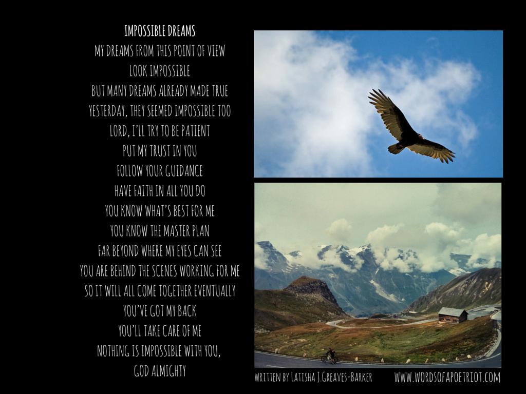 Impossible Dreams Poem1