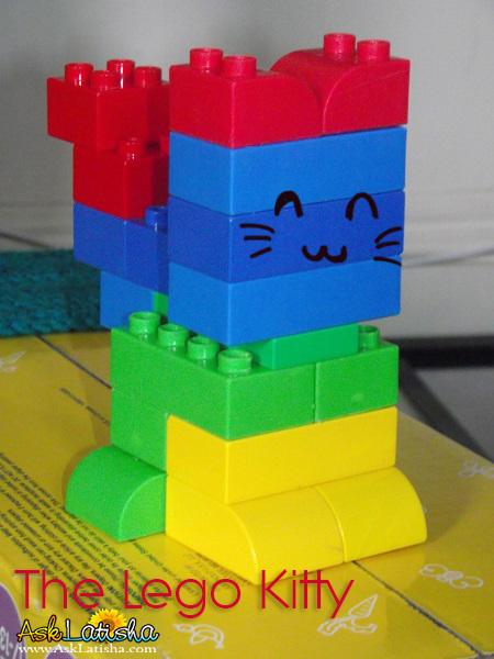 Lego Kitty