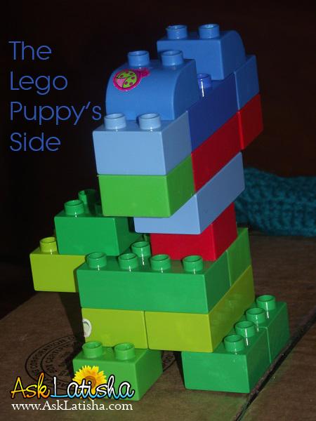Lego Puppy 2
