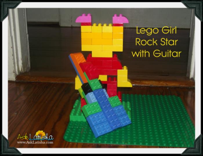 Lego Rockstar