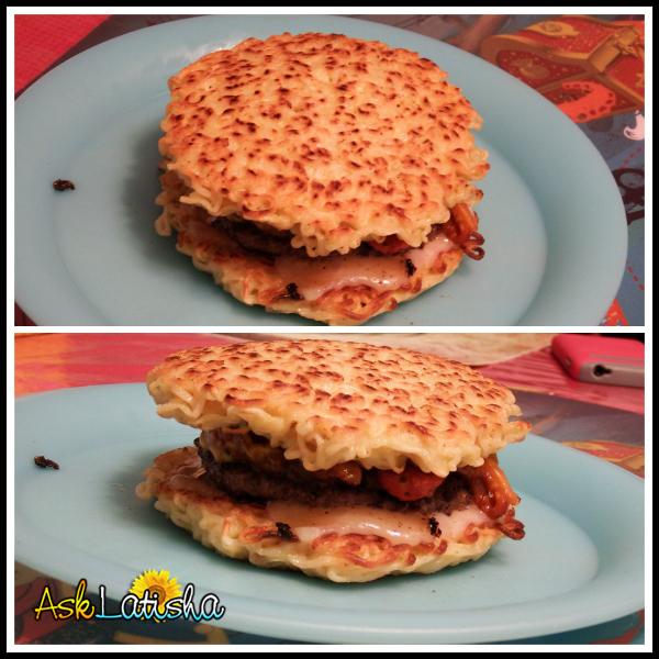 Ramin Burger