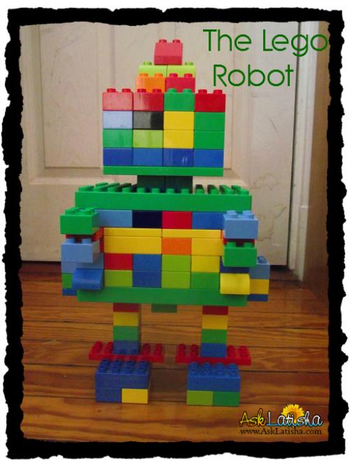 The Lego Robot